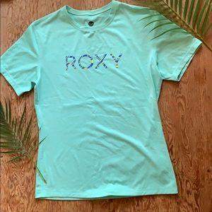 Roxy Women's Rash guard, Size Large
